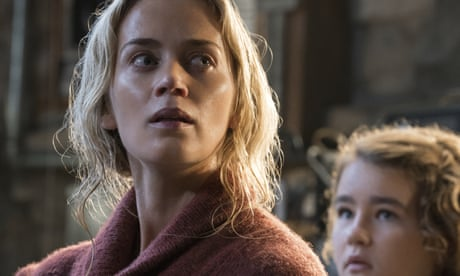 A Quiet Place review – silence never sounded so terrifying