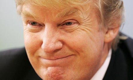 Donald Trump in 2006, the year of his alleged affair with adult film actor Stephanie Clifford, alias Stormy Daniels.