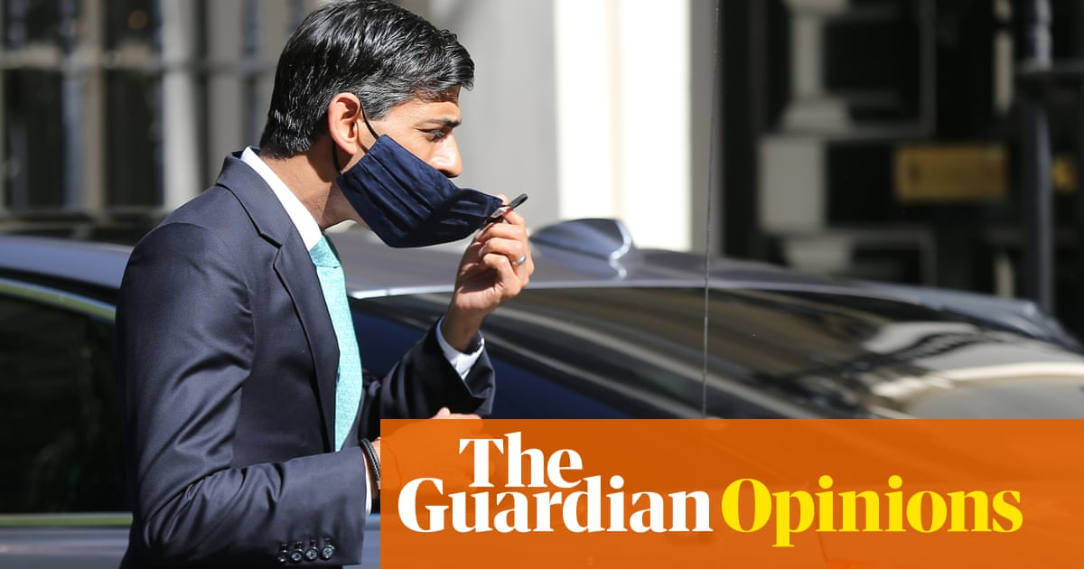 The Guardian view on Sunak's spending: time to rip up the March budget
