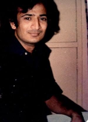 Jinraj D Joshipura in 1969.