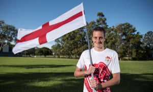 Alistair Brownlee poses during a Team England media opportunity ahead of the 2018 Gold Coast Commonwealth Games.