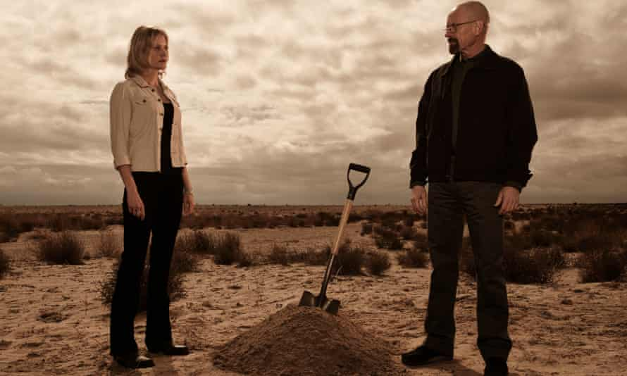 It is possible to love Breaking Bad without wishing to speak American English.