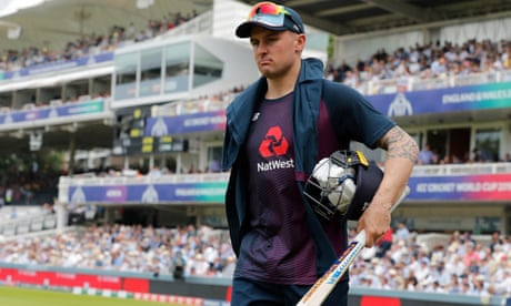 Jason Roy to be given until last moment to prove fitness for crucial India match