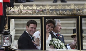 Princess Eugenie Wedding Televised.A Relatively Upscale Come Dine With Me How Tv Covered Princess