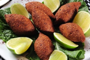 Kibbe comes in many varieties in countries throughout the Middle East.