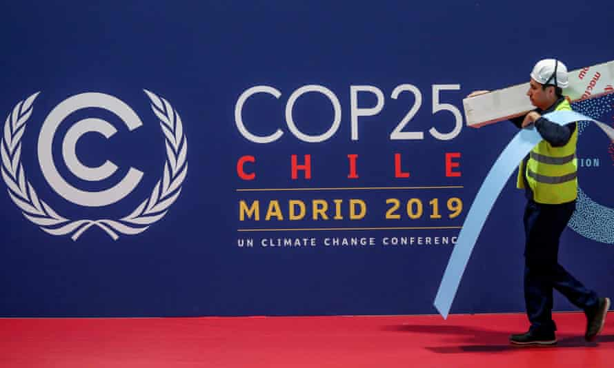 Last year's COP25 talks were held in Chile and Spain and ended in deadlock