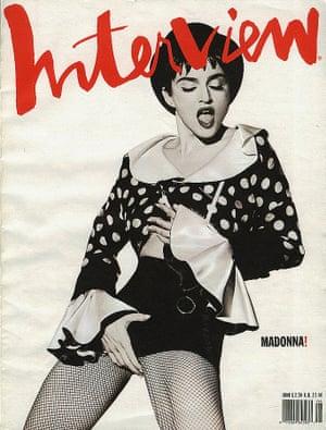 Madonna June 1990.
