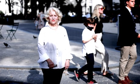 Janet Handal, 70, is a transplant recipient who founded a Facebook group of immunocompromised people.