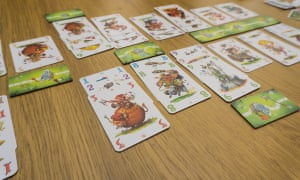 Schotten Totten is a quick and clever card game about rival Scottish clans.