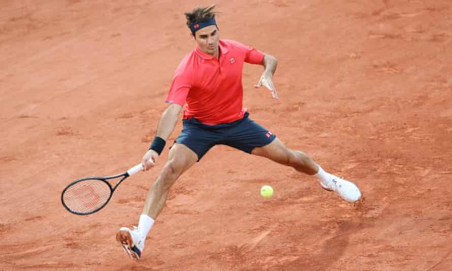 Roger Federer: 'It's important that I listen to my body and make sure I don't push myself too quickly on my road to recovery.'