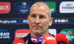 Stuart Lancaster: 'It would be wrong to start talking about trying to win something at Leinster and at the same time be trying to create opportunities elsewhere.'