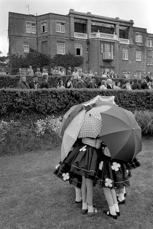 Pitsford Hall, Northamptonshire, England, 1978