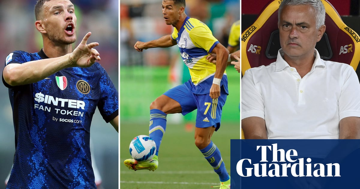 Eight games, 31 goals, seven reds: Italy no less exciting for lack of Lukaku