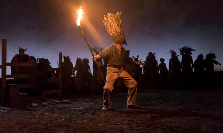 William Blake meets The Wicker Man … Common, directed by Jeremy Herrin.
