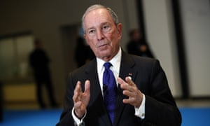 For the billionaire Bloomberg, funding would not be a problem.