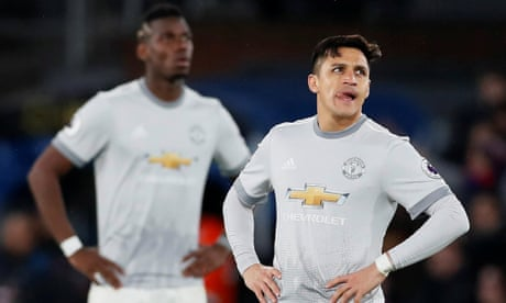 Fitting Pogba and Sánchez together cannot be franchised out by Mourinho | Paul MacInnes