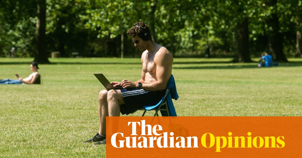 How a 'lazy' siesta could transform the UK's working day
