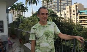 João Vargas, documentary film and TV maker, Rio de Janeiro