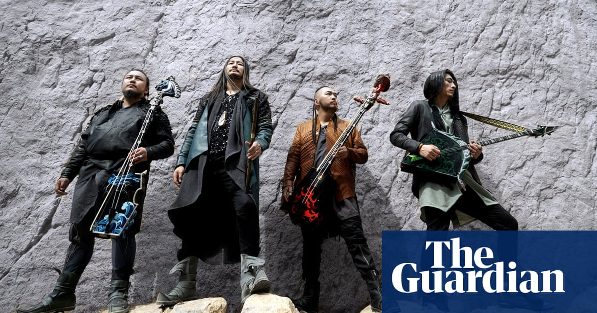 Steppe change: how Mongolian stone band the Hu subdued the world