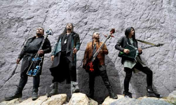 Steppe change: how Mongolian rock band the Hu conquered the world