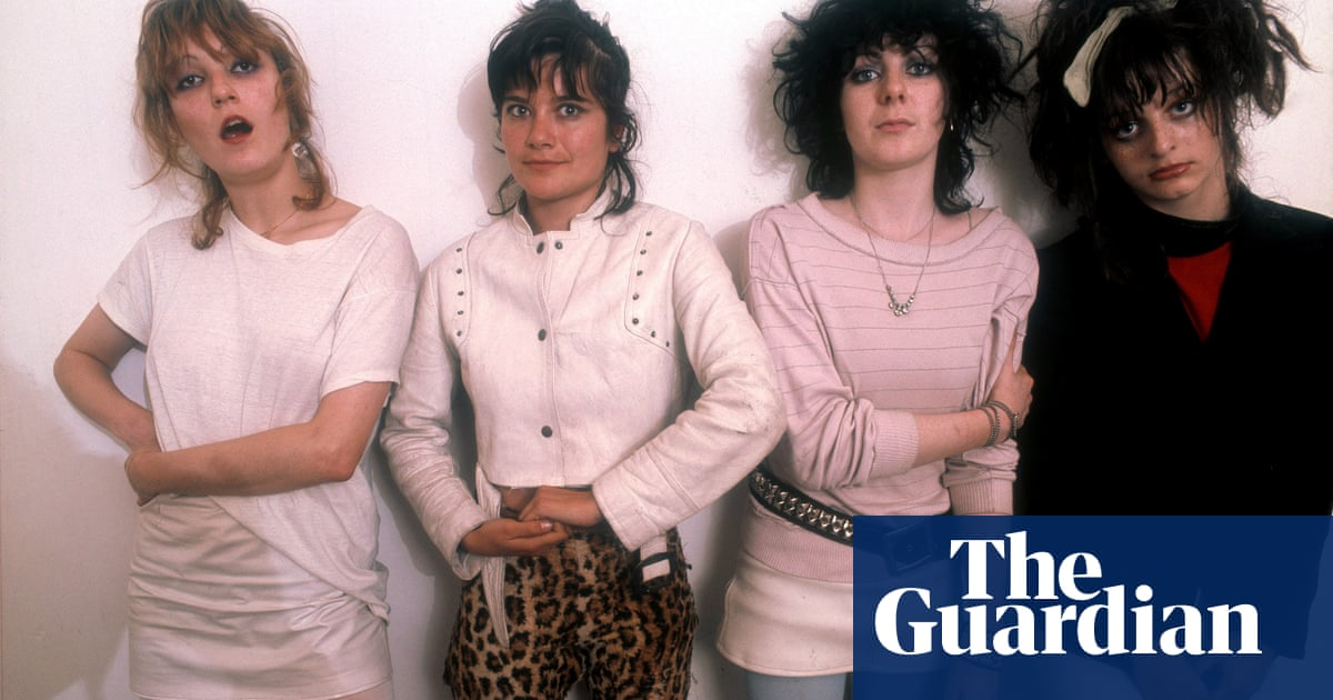 Rebellion and redemption: how the Slits gave a voice to female prisoners
