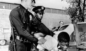 An ordeal with a policeman detonates a silent bomb beneath the narrative.