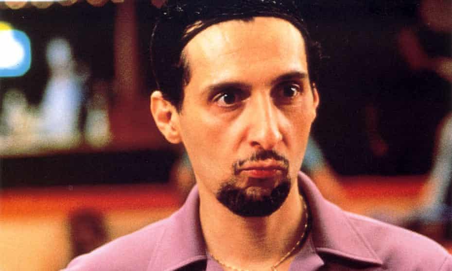 John Turturro as Jesus in The Big Lebowski.