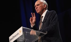 Vince Cable called for an 'end to the stranglehold of oligarchs and speculators' in the property market.