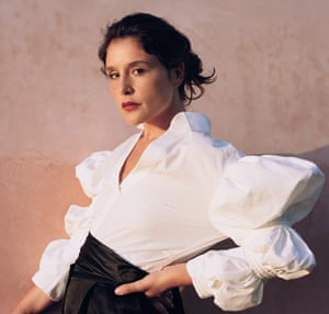 Jessie Ware for Film & Music.