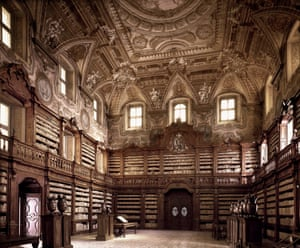 Biblioteca Statale Oratoriana dei Girolamini, Naples, Italy