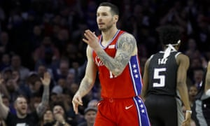 JJ Redick gave up social media after saying it had a negative impact on his life