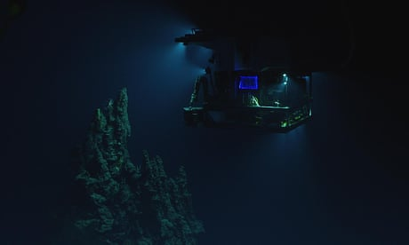 Extraordinary' levels of pollutants found in 10km deep Mariana