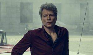Jon Bon Jovi, who will take on your questions.