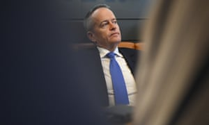 Bill Shorten became emotional while speaking about his mother