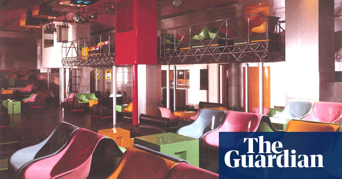 Build, baby, build: when radical architects did disco | Art ... on radical architecture, perspective drawing interior, radical design art,