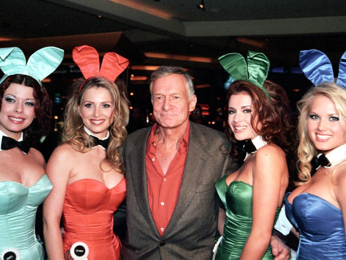 I Called Hugh Hefner A Pimp He Threatened To Sue But That S What He Was Hugh Hefner The Guardian
