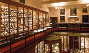 The Mütter Museum in Philadelphia where the skull of Private Thomas Hurdis, who died on 3 October 1917, was on display.