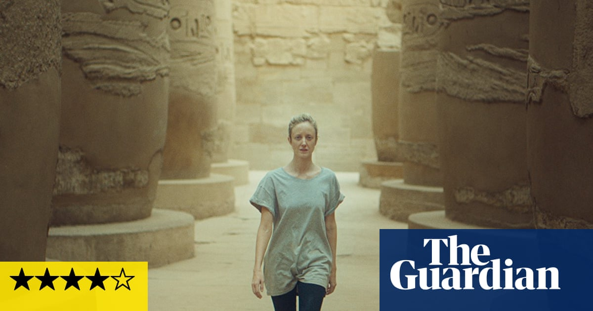 Luxor review - beautifully sparse character study amid Egypts ancient glory