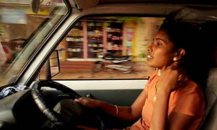 An engaging screen presence – Driving With Selvi