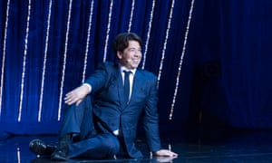 Anything can happen unpredictability … Michael McIntyre's Big Show.