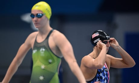 Prevail again and Ariarne Titmus can lay claim to Katie Ledecky's crown   Kieran Pender
