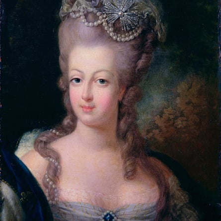 A 1775 portrait of Queen Marie Antoinette of France, whose liking for Haydn's 85th symphony led to its nickname, La Reine