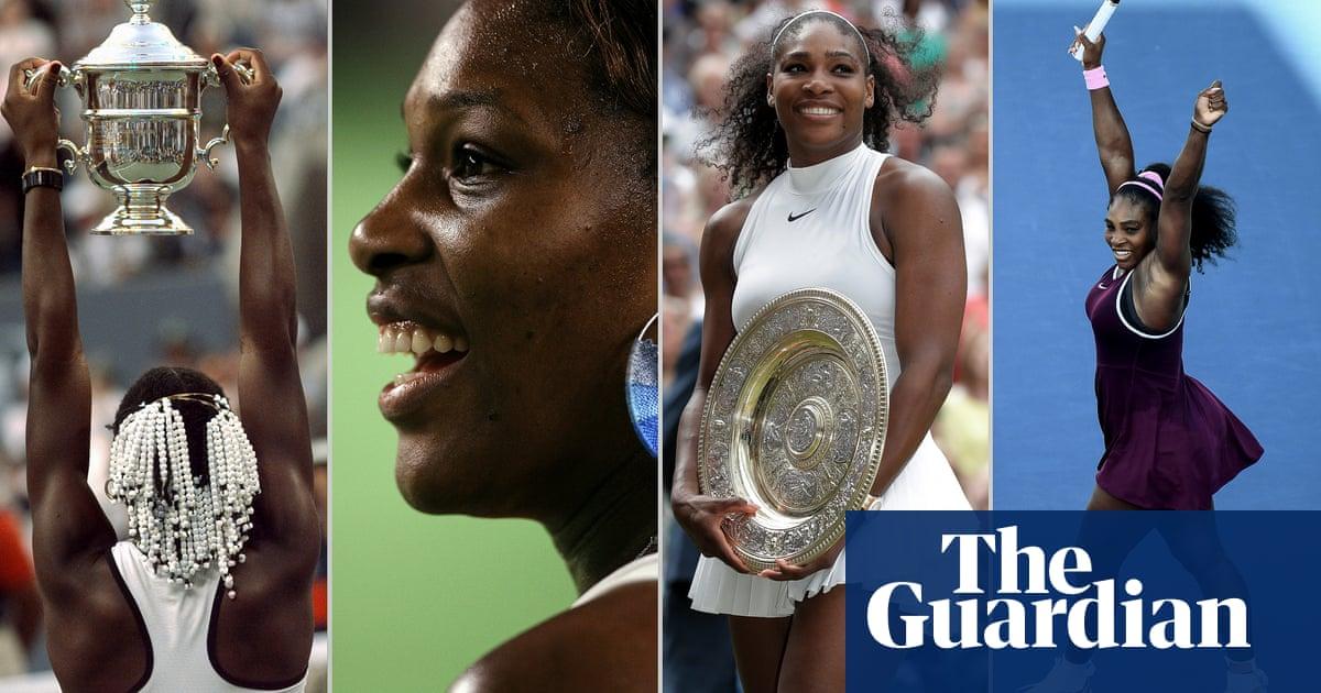 Four decades, 73 singles titles: Serena Williams's epic journey | Tumaini Carayol