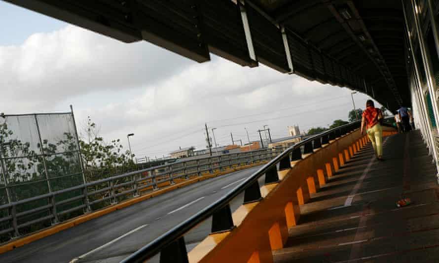 US Mexico rail link