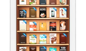 Apple iPad e-book prices
