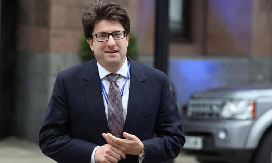 Lord Feldman, the Conservative party chairman.
