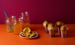 marmalade popovers - Classic cookery books - Margaret Costa's - Four Seasons Cookery Book