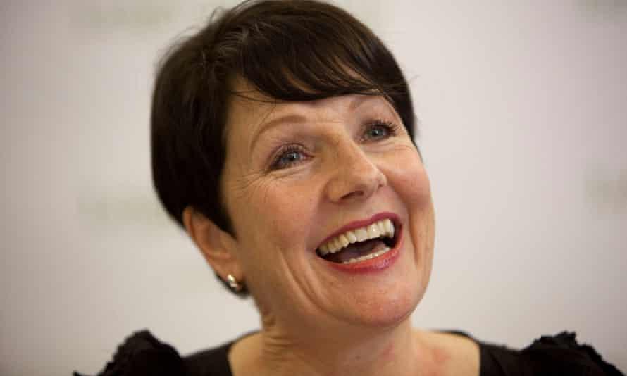 Former Countryfile presenter Miriam O'Reilly. Photograph: Graham Turner.