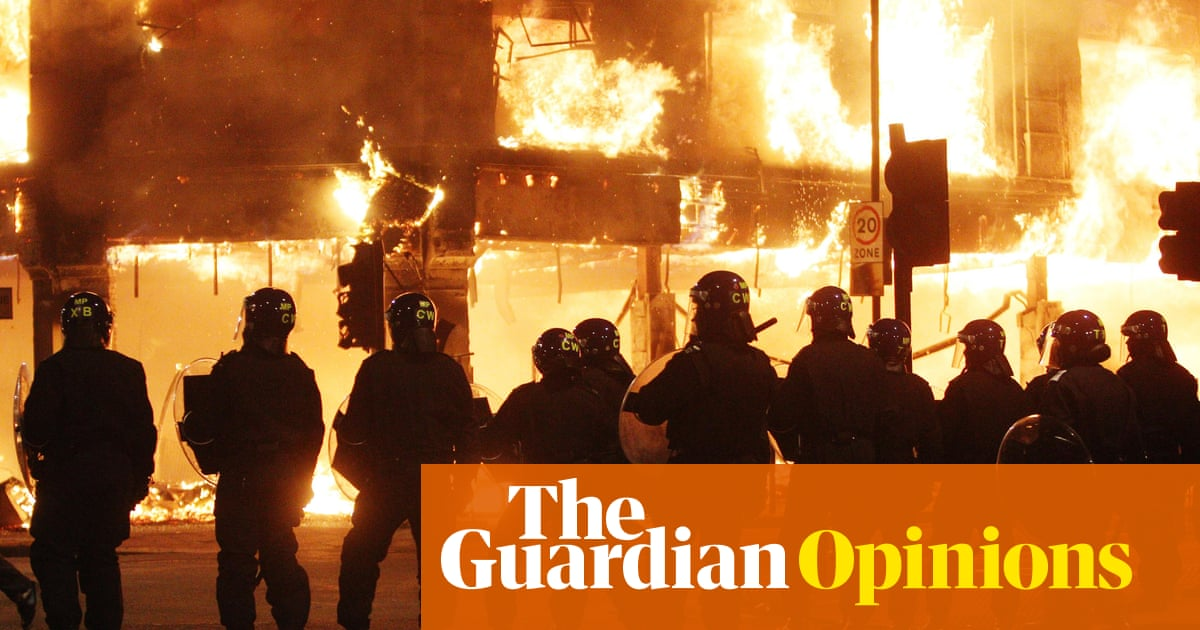 I saw what sparked the Tottenham riots – 10 years on, it could happen again