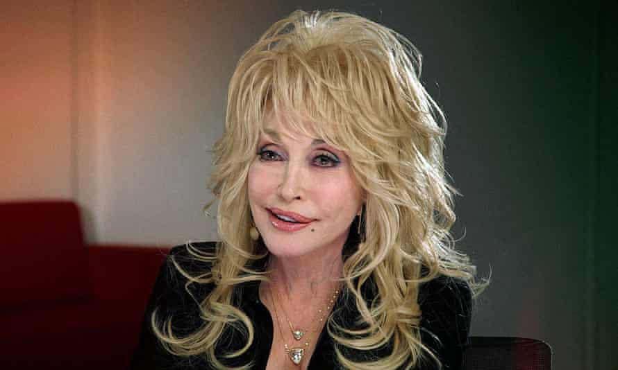 Programme Name: The Heart of Country: How Nashville Became Music City USA - TX: 07/11/2014 - Episode: The Heart of Country: How Nashville Became Music City USA (No. n/a) - Picture Shows: Dolly Parton - (C) BBC - Photographer: Grab